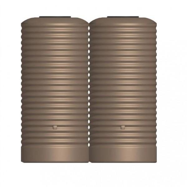 2000 Litre Modular Slimline Poly Water Tank