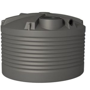 2500 Litre Round Water Tank