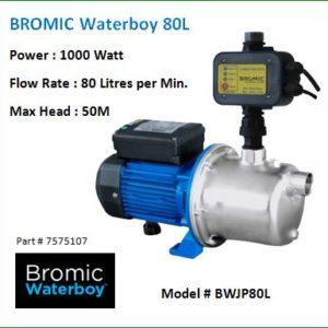 water pumps - Bromic 80L Waterboy™ AUTO Jet Pump